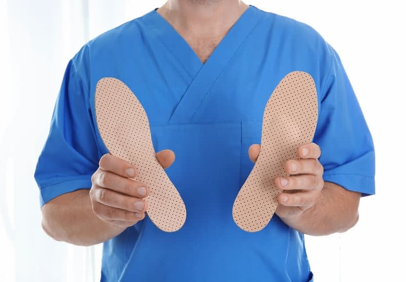 custom orthotic inserts
