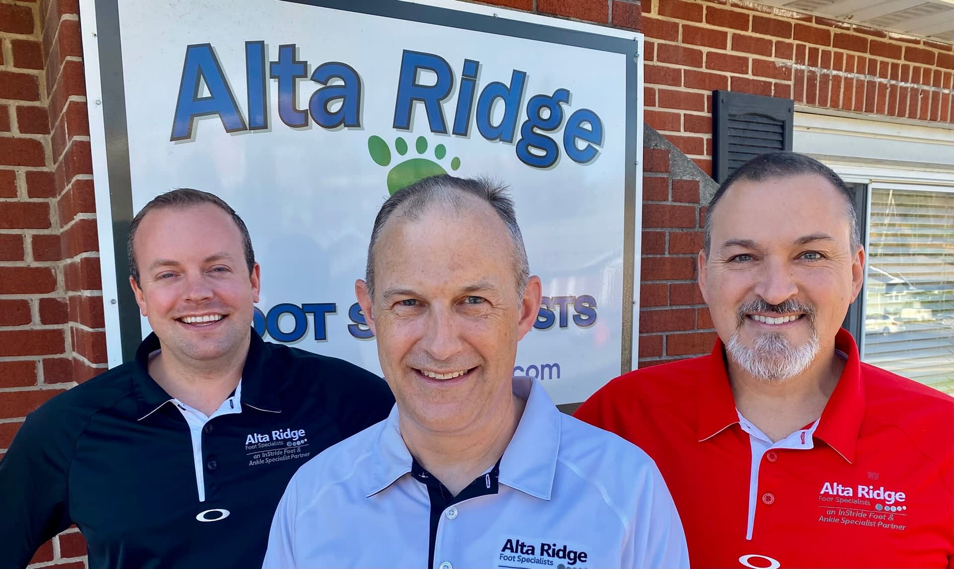 Welcome to Alta Ridge Foot Specialists!